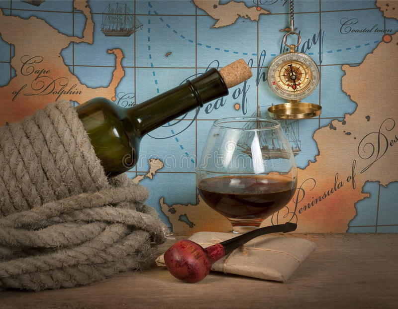 Still life with things leisure and travel royalty free stock photo