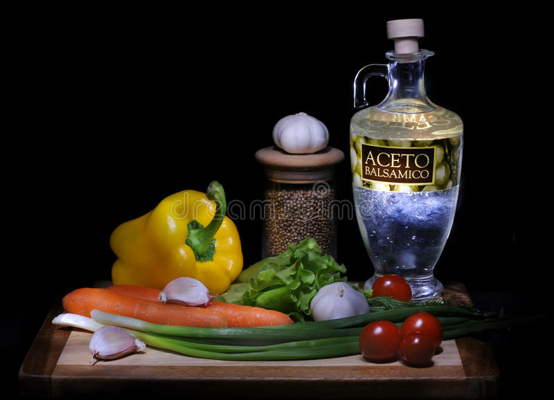Download Still life with vegetables stock image. Image of cooking - 12212505