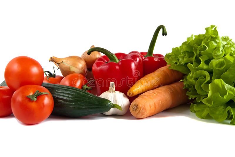 Download Still Life With Vegetables stock image. Image of fresh - 18818561