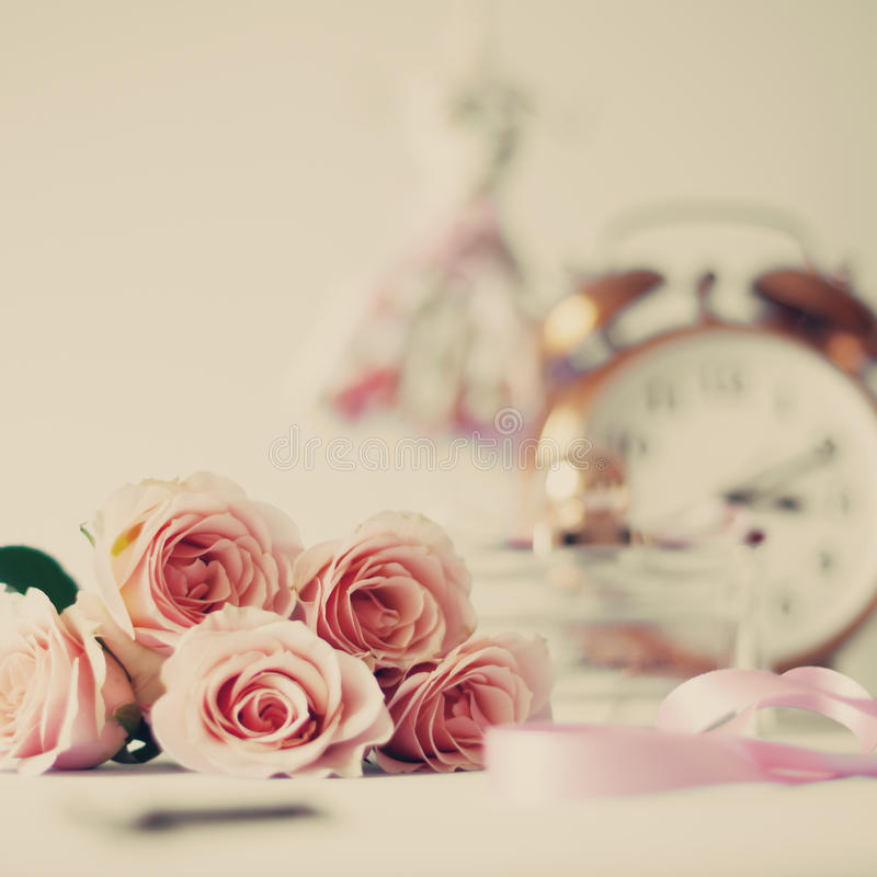Free Still Life With Roses Stock Images - 45985844