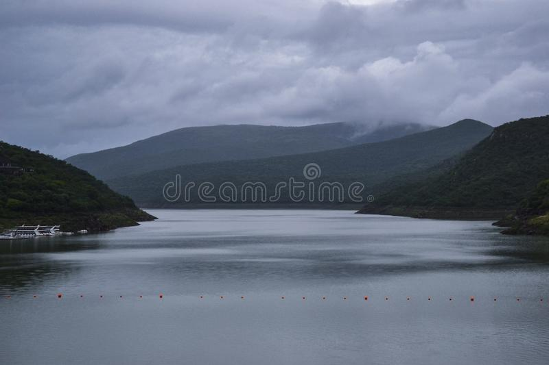 Still waters royalty free stock photography