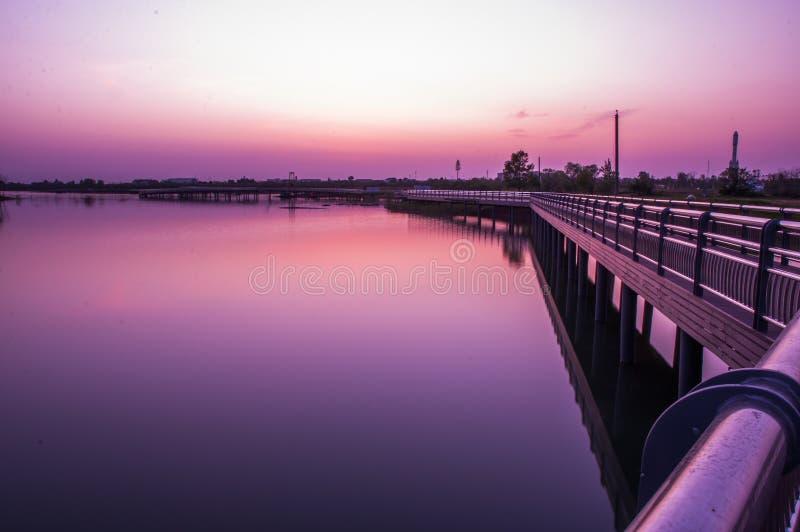 Stille haven stock foto's