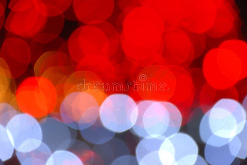 Stille lichten stock foto
