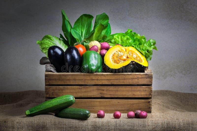 Stillebengrönsaker royaltyfria foton