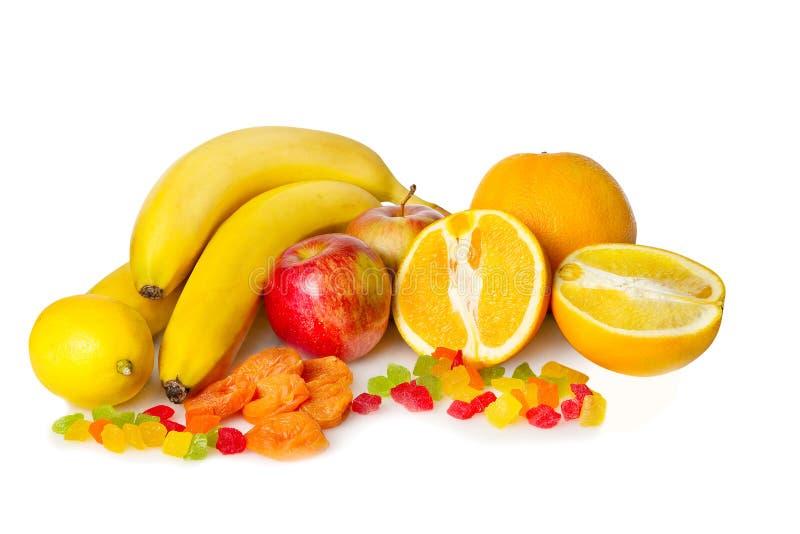 Stilleven van fruit royalty-vrije stock afbeelding