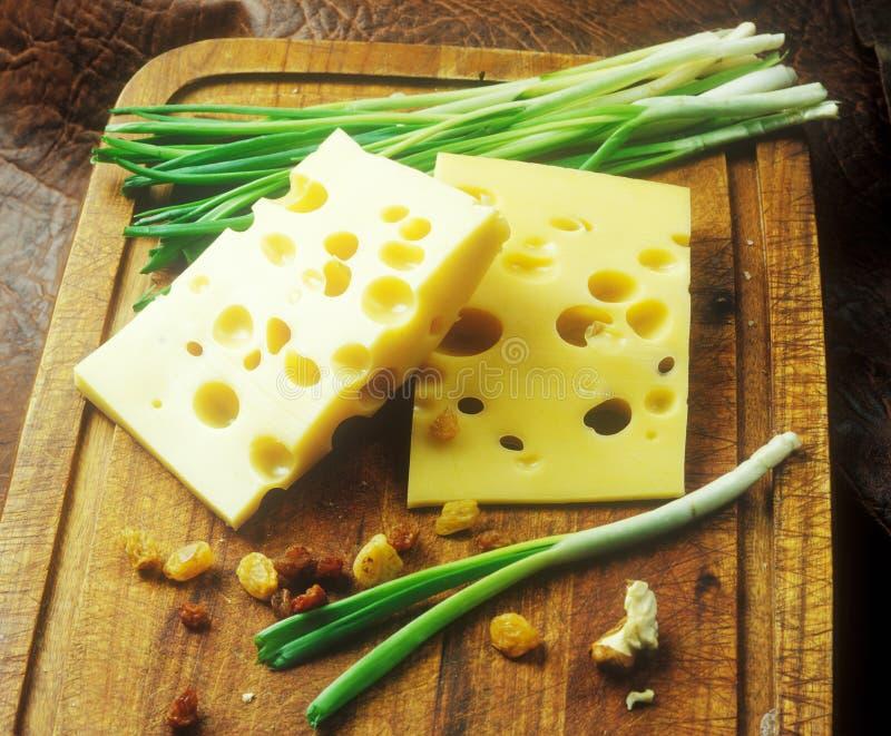 Stilleven van kaas stock afbeeldingen
