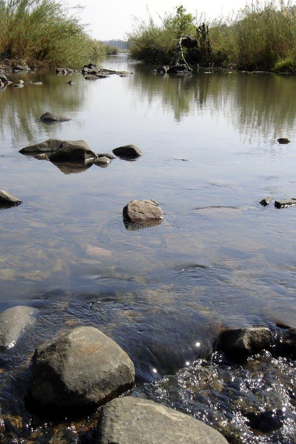 Stillsamt Vatten 01 Royaltyfria Foton
