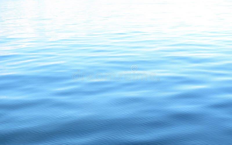 stillsamt vatten royaltyfri fotografi