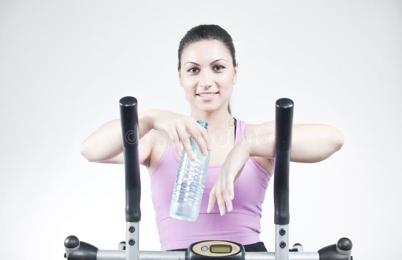 Stillstehendes und Trinkwasser lizenzfreie stockfotos