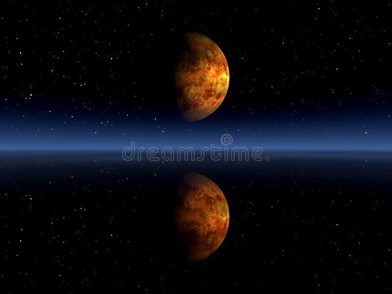 Download Stilte stock illustratie. Afbeelding bestaande uit astronomie - 28329