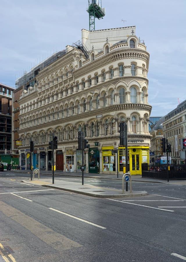 Stilvoller Büro- und Geschäftsmietraum, London stockfoto
