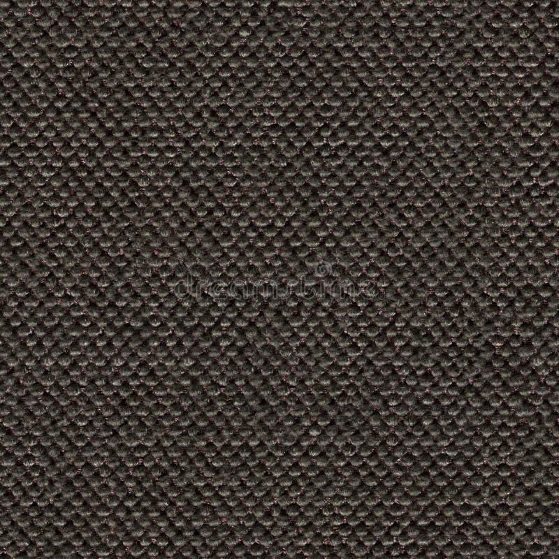 Stilvoller dunkler Textilhintergrund für neuen Entwurf lizenzfreies stockbild