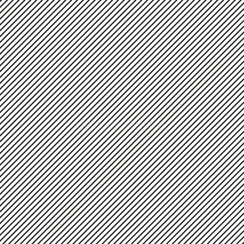 Stilvoller Hintergrund mit Linien der schwarzen flachen Illustration stock abbildung