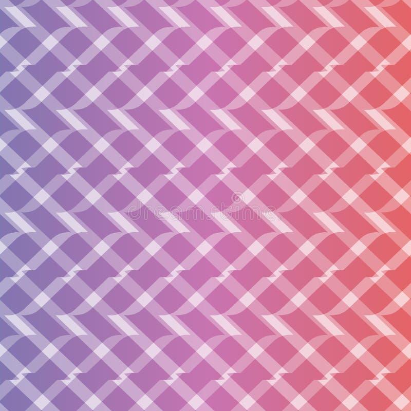Stilvolles Modemuster vektor abbildung