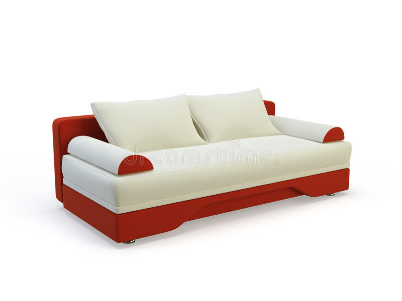 Stilvolles Sofa vektor abbildung