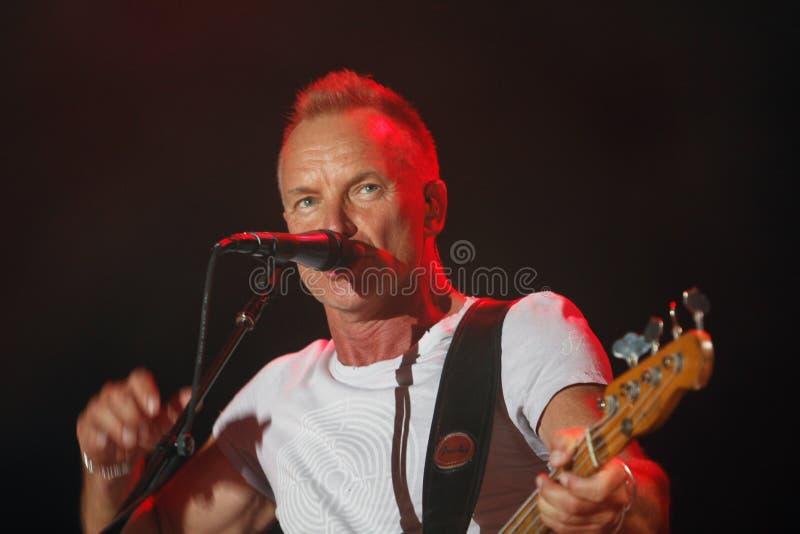 Download Sting 022 fotografia editorial. Imagem de festival, jogar - 65577837