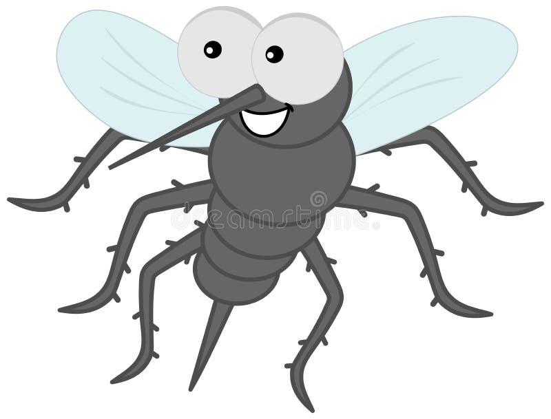 Sting-mug met haar royalty-vrije illustratie