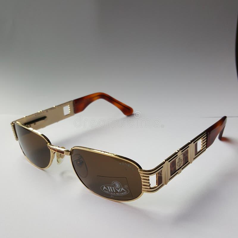 Sting Vintage Sunglasses By Diane Von Furstenberg royalty free stock photos