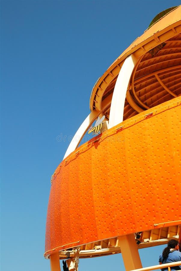 Stinger orange, aventure de la Californie photo libre de droits