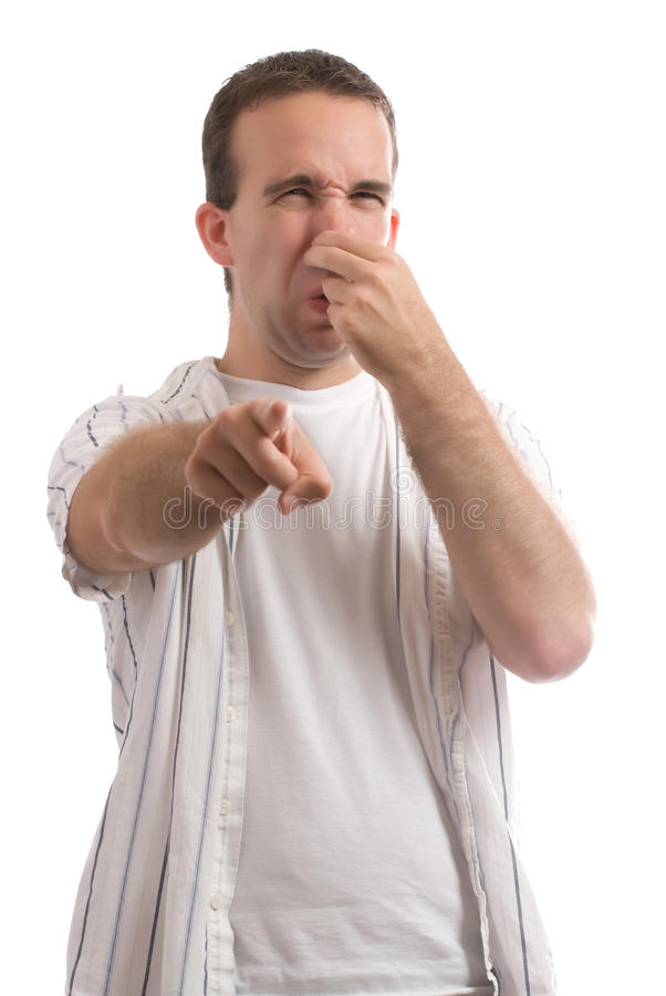 Download Stinky stock image. Image of person, fetid, unpleasant - 11038603