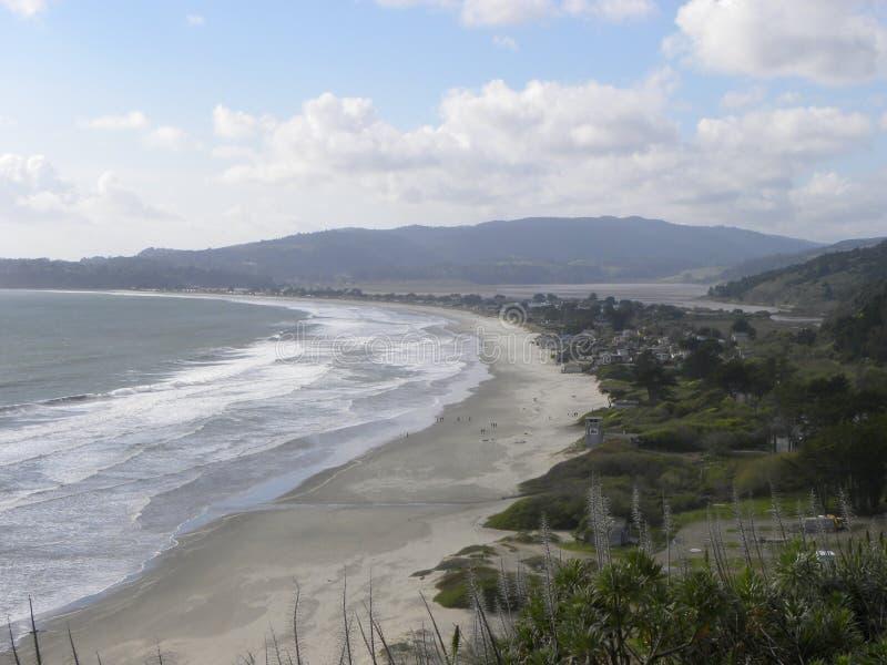 Download Stinsen Beach Shoreline California Stock Image - Image: 29622799
