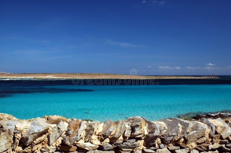 Stintino Sardegna immagini stock libere da diritti