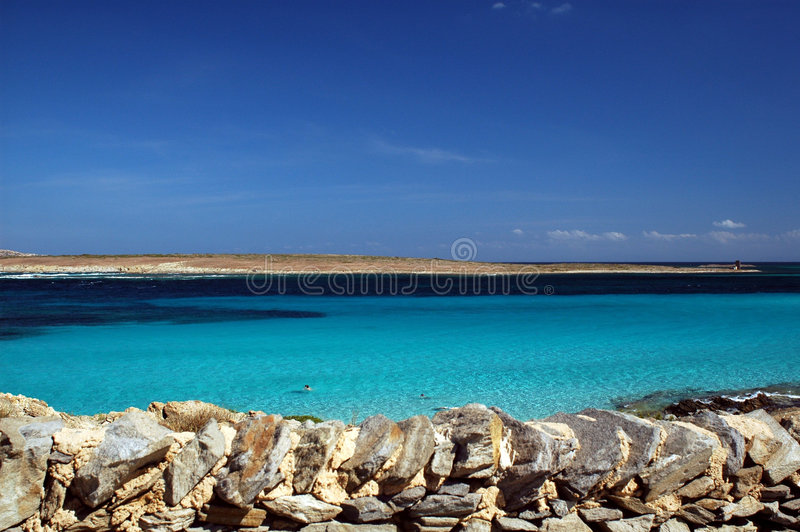 Download Stintino Sardinia stock image. Image of beautiful, cape - 3844069