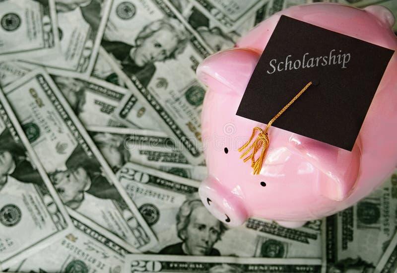 Stipendiumbildungskonzept lizenzfreie stockbilder