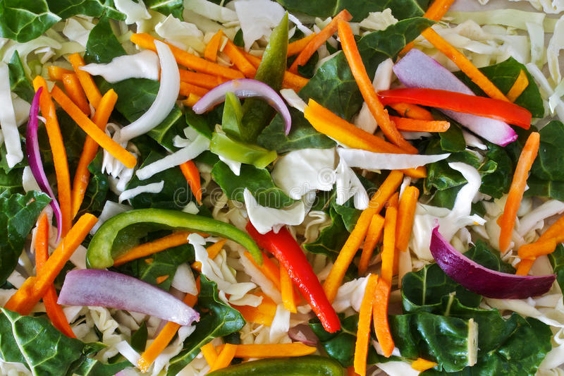 Stir fry vegetables. As a background royalty free stock photo