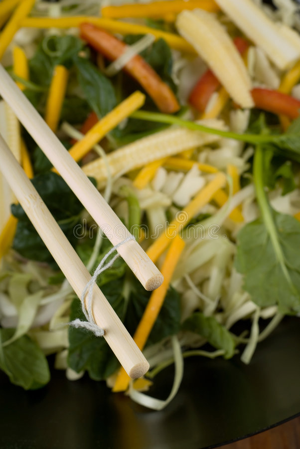 Stir fry in wok. Raw stir fry food in wok ready for cooking stock images