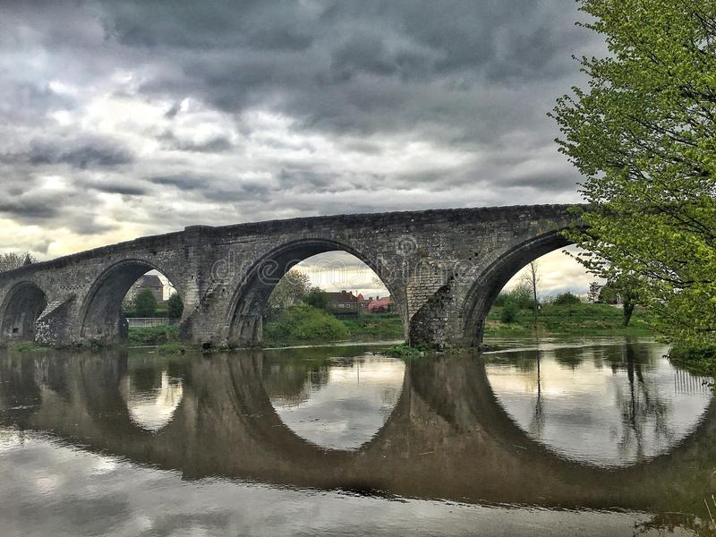 Stirling Bridge stock foto