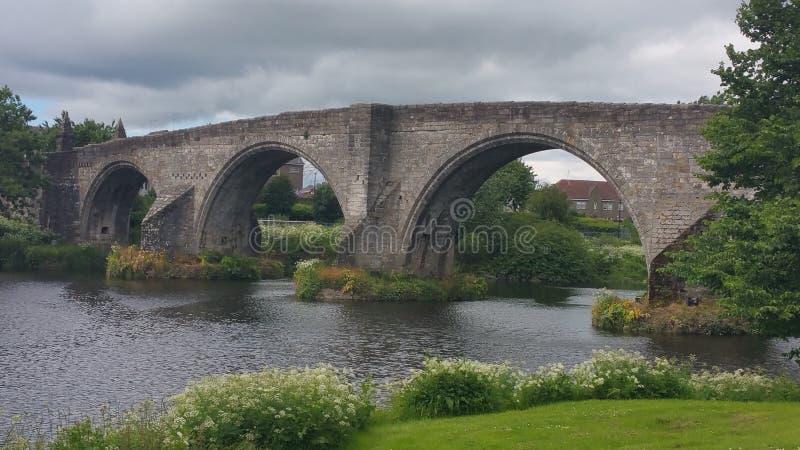 Stirling Bridge stock afbeelding