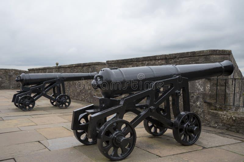 Stirling Castle στοκ φωτογραφία με δικαίωμα ελεύθερης χρήσης