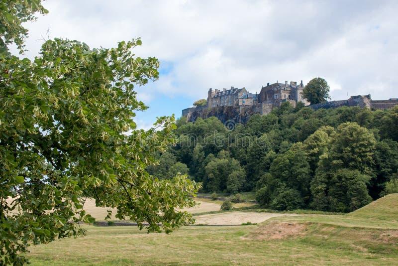 Stirling Castle est l'un des plus grands et les plus importants châteaux en Ecosse Ecosse Royaume-Uni l'Europe photo stock