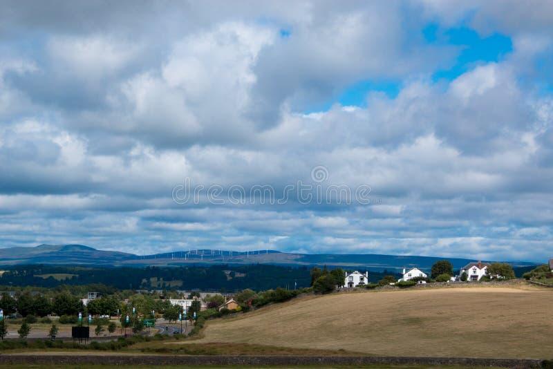 Stirling Castle est l'un des plus grands et les plus importants châteaux en Ecosse Ecosse Royaume-Uni l'Europe photographie stock libre de droits