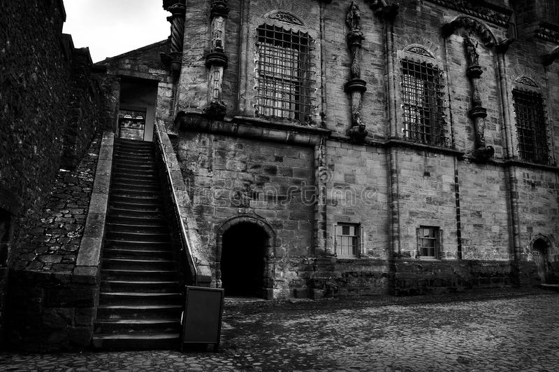 Stirling Castle, Scotland, Great Britain