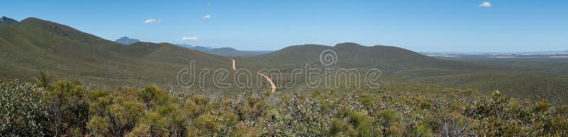 Stirling Range National Park, Australie occidentale images stock