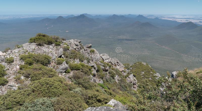 Stirling Range National Park, Australie occidentale photos stock