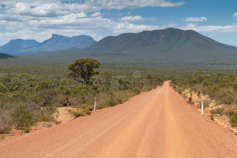 Stirling Range National Park, Australie occidentale photo libre de droits