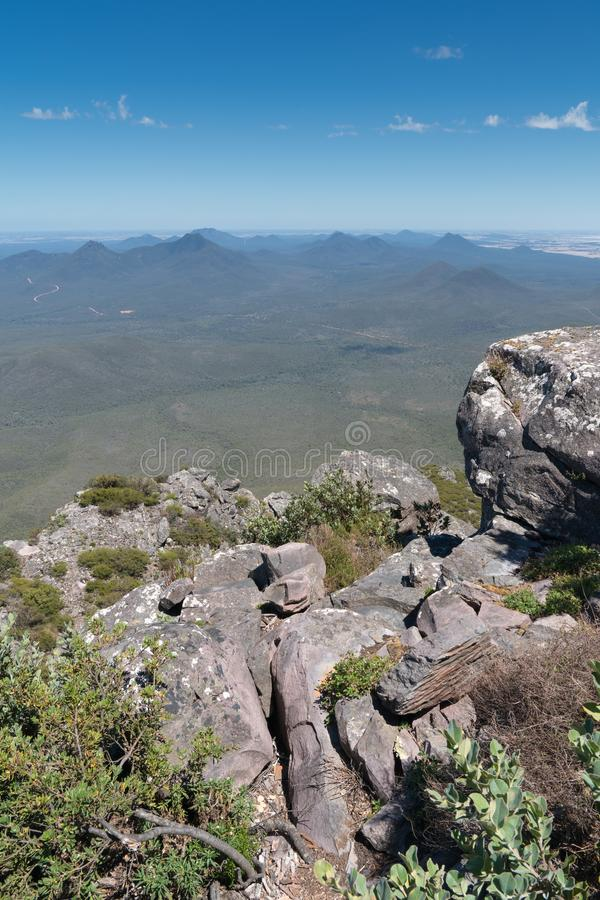 Stirling Range National Park, Australie occidentale photographie stock