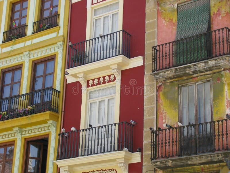 Stirra Valencia royaltyfri fotografi