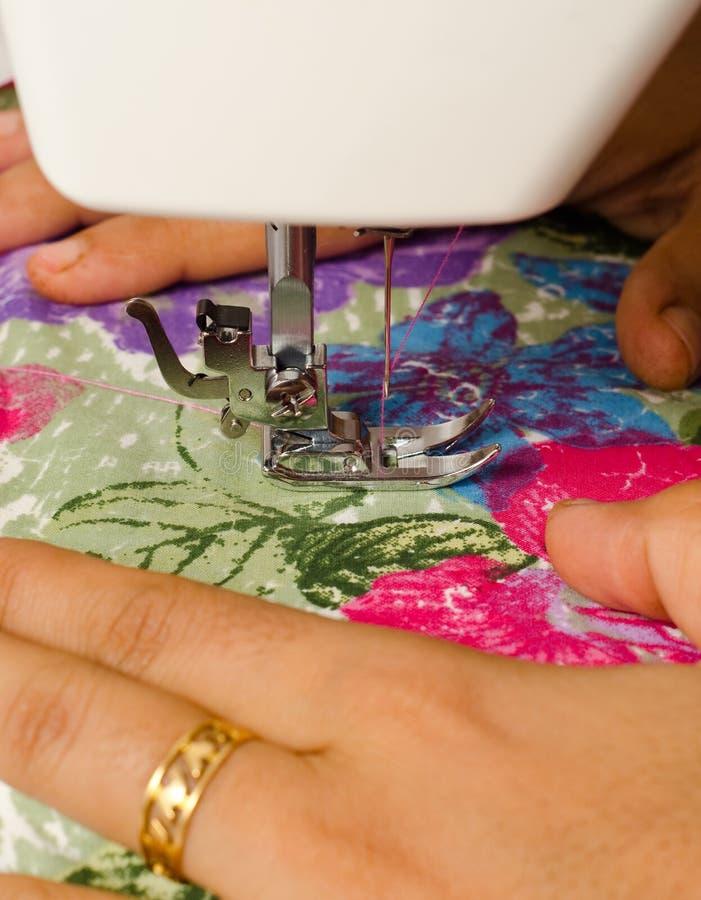 Download Stitching On Sewing Machine Stock Photo - Image: 20832340