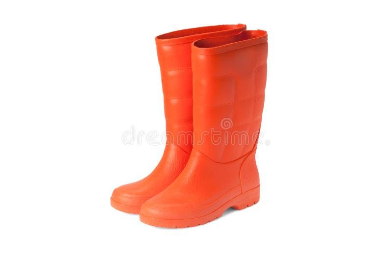 Stivali di gomma immagine stock libera da diritti