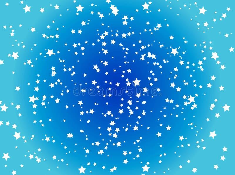 stjärna 2 royaltyfri illustrationer