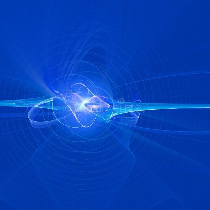 stjärna för ytterkant avstånd för oklarhet vektor illustrationer