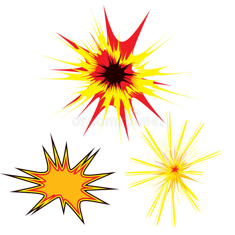 stjärna tre royaltyfri illustrationer