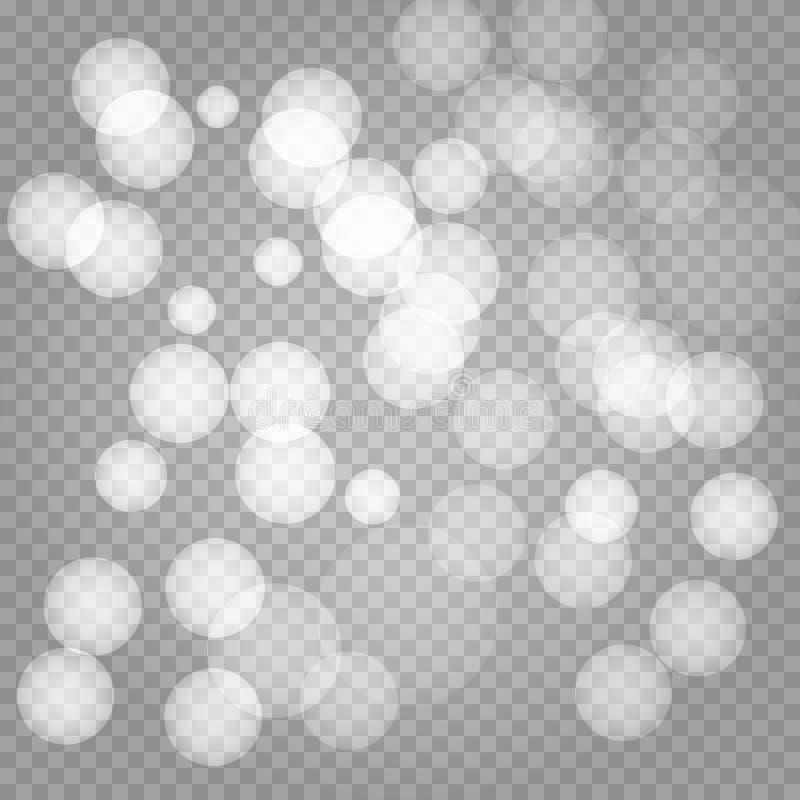 Stjärnadamm, tusentals briljanta ljus royaltyfria foton