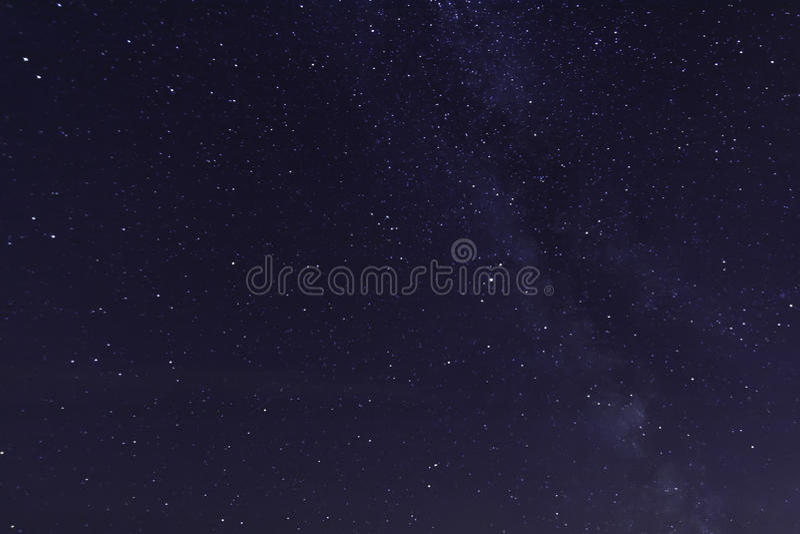 stjärnor för nattsky royaltyfri fotografi
