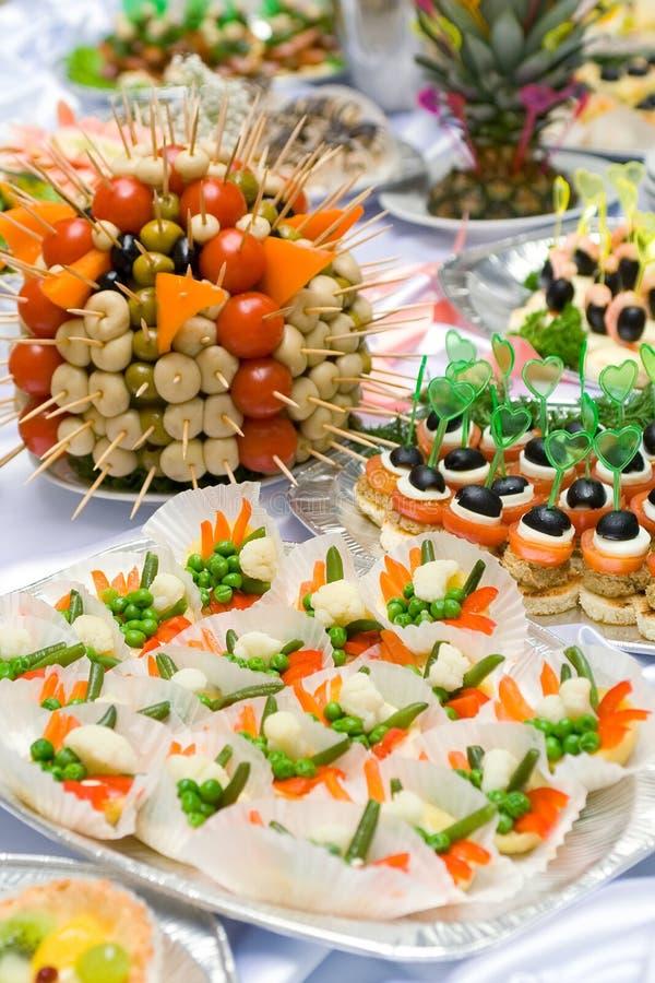 stołówki gastronomicznych o styl mushroomes pomidorów zdjęcia stock