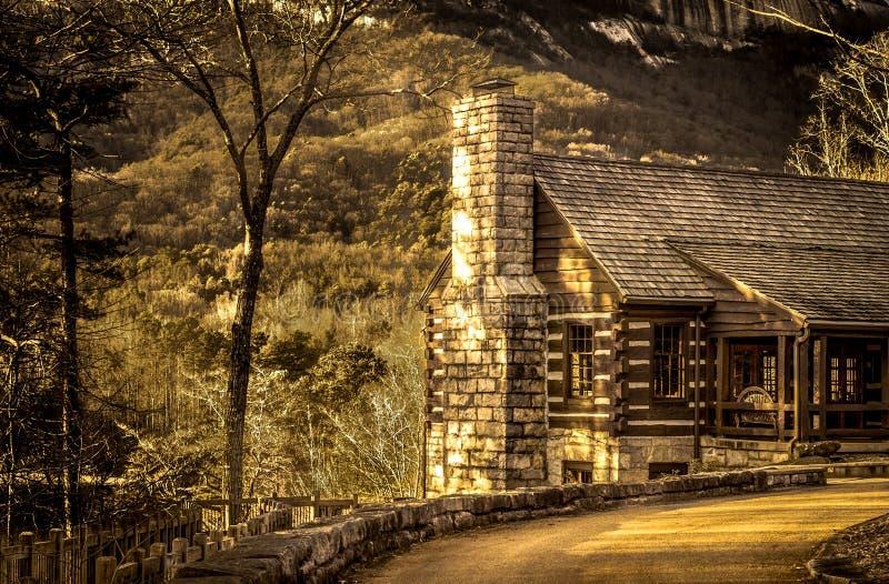 Stołowy Rockowy Cywilny konserwacja korpusów Budować fotografia royalty free
